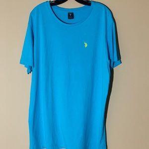Men US Polo ASSN. Crew NECK T Shirt Size XL